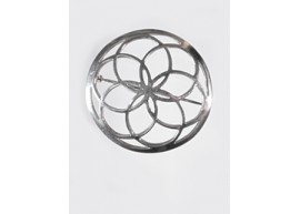 Flower of Life Brooch