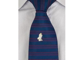 Praying Hands Tie-Pin