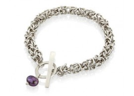 Linked In Bracelet