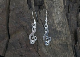 Music To My Ears! Earrings
