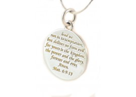 Lords Prayer Pendant - Part 2