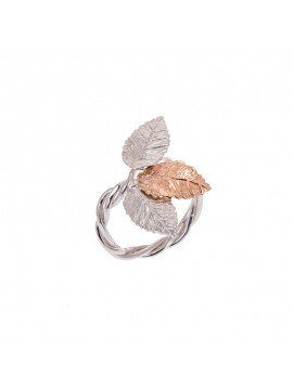 Leaf of Life Ring
