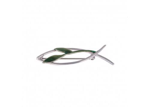 Olive Branch Broach