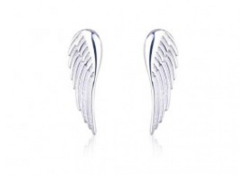 Wings to Fly! Stud Earrings