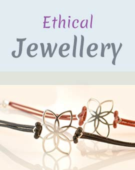 Ethical Jewellery By Silverfish Jewellery